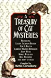 A Treasury of Cat Mysteries, Martin Greenberg, 0786705418