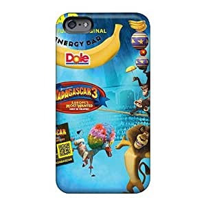 Great Hard Phone Covers For Iphone 6 With Allow Personal Design Attractive Madagascar Pictures AlissaDubois