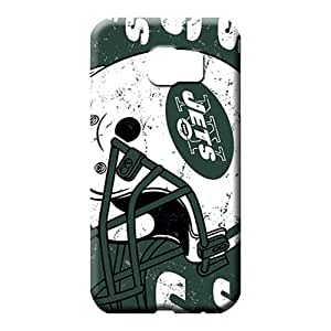 samsung galaxy s6 edge Classic shell Hot series mobile phone case new york jets nfl football