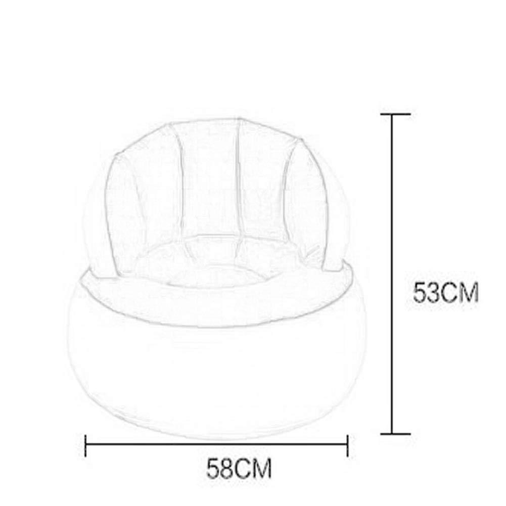 Amazon.com : ZOUBIAG Inflatable Small Sofa Childrens Cute ...