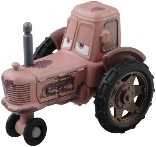 Tomica Cars C-23 Tractor (Standard Type) (Cars Frank)