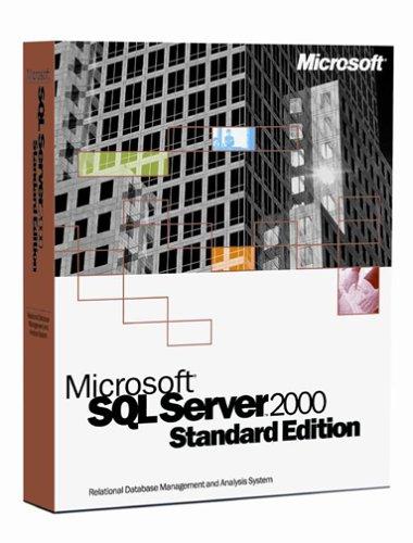 Microsoft SQL Server 2000 Standard Edition (5-client) [Old Version]