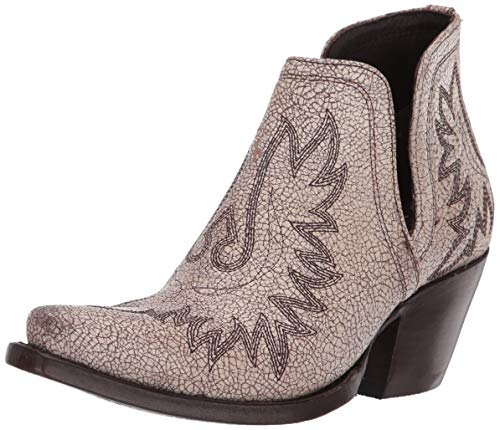 Ariat Women's Women's Dixon Western Boot, Blanco, 8.5 B US