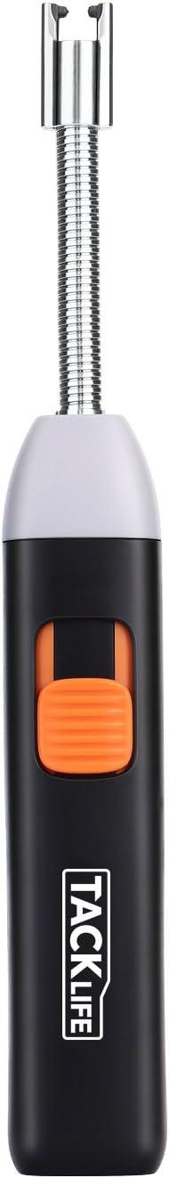 bougie ELY08 Avec USB Câble De Charge Arc électrique briquet tacklife Lighter