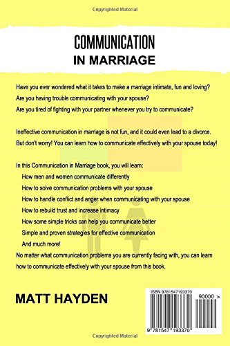How To Communicate Better In Your Marriage