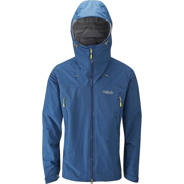 ラブ メンズ ジャケットブルゾン Rab Men's Latok Alpine Jacket [並行輸入品] B076CR3H82 XS