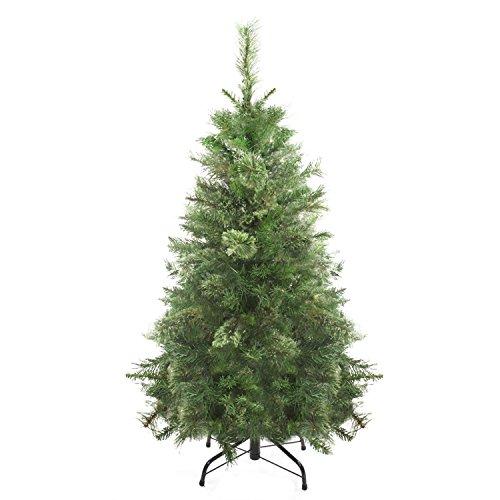 Northlight Unlit Atlanta Mixed Cashmere Pine Medium Artif...