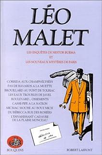 Les nouveaux mystères de Paris [2] : Des kilomètres de linceuls, Malet, Léo