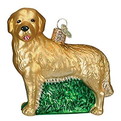 Personalized-Golden-Retriever-Glass-Blown-Christmas-Ornament-Tree-Old-World-Christmas