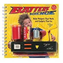 Battery Science (Klutz) of Stillinger, Doug 1st (first) Edition on 01 August 2003