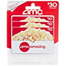 AMC Theatre  Gift Cards, Multipack of 3 - $10