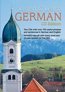 Listen & Learn German (CD Edition)