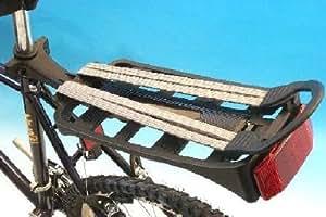 Soporte equipaje MTB – Mountainbike, con cintas de sujeción