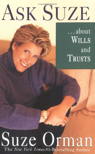 Ask Suze: About Wills and Trusts pdf
