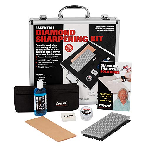 Trend Dws Kit H Essential Diamond Sharpening Kit