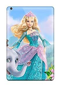 Protective Tpu Case With Fashion Design For Ipad Mini/mini 2 (barbie Barbie1)