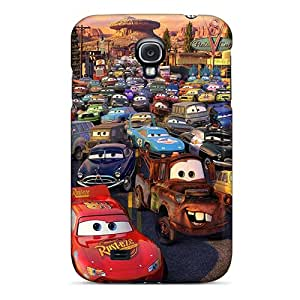 HeatherPA Premium Protective Hard Case For Galaxy S4- Nice Design - Cars Movie Review