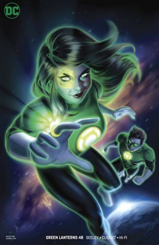 - GREEN LANTERNS #48 VAR ED