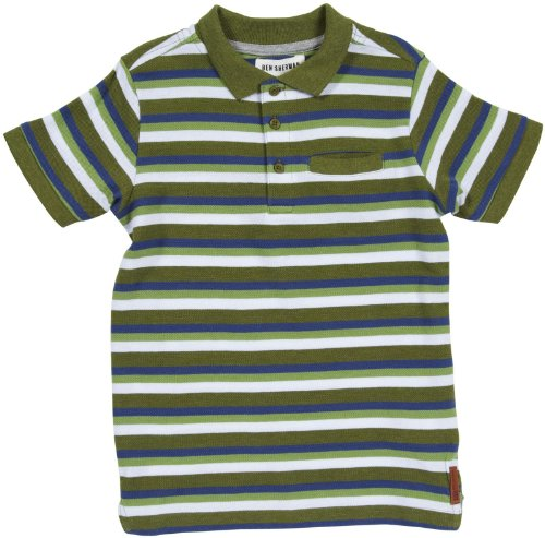 ben-sherman-boys-polo-toddler-kid-pesto-marl-4-5-years