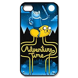Pink Ladoo? Custom Finn And Jake Adventure Time Personalized Custom CASE for iPhone 5 5s