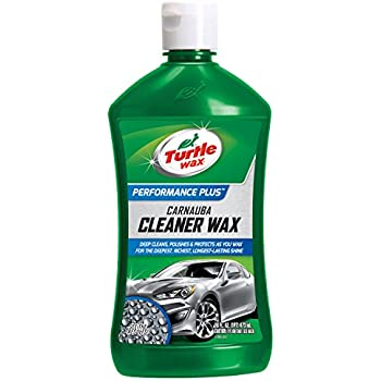 Turtle Wax T-6A Carnauba Cleaner Liquid Wax - 16 oz.