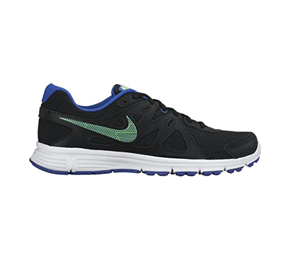 new style 728b4 3e157 Amazon.com   Nike Womens Revolution 2 Running Shoe Low Top Lace Up Running  Sneaker   Walking