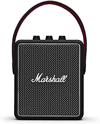 marshall stockwell portable bluetooth speaker model no 04091390