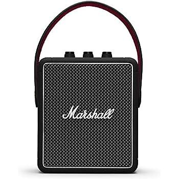 Amazon.com: Marshall Kilburn Portable Bluetooth Speaker ...