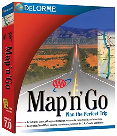 Amazoncom AAA Map N Go - Does aaa have maps of the us