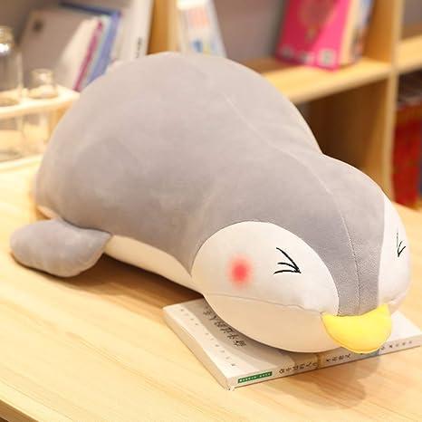 NIMEYM Aquarium Penguin Doll Plus Toys Hold Pillow Sofa On ...