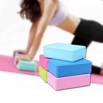 Alta densidad EVA espuma bloque de Yoga ladrillo Yoga ...