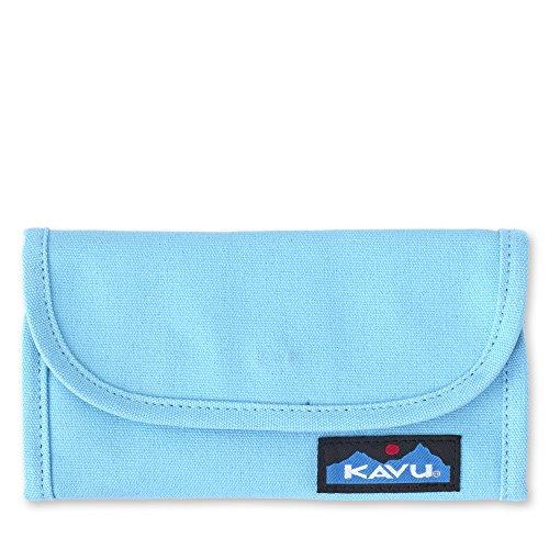 KAVU Big Spender Wallet, Maliblue (Big Spender Wallet)