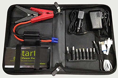 604039 Quick Cable iStart LiOn Portable Power Pack