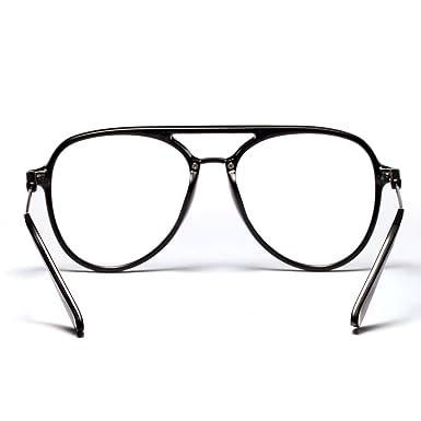 Amazon.com: OVZA - Montura de gafas de gran tamaño para ...