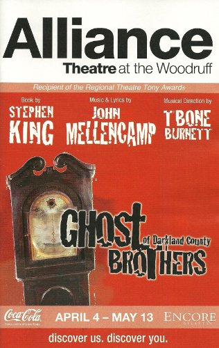 Ghost Brothers of Darkland County - Program Booklet