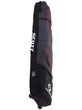 Scott - Bolsa para esquís con ruedas negro negro/gris Talla ...