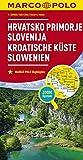 Cote Croate, Slovénie 1 : 300 000
