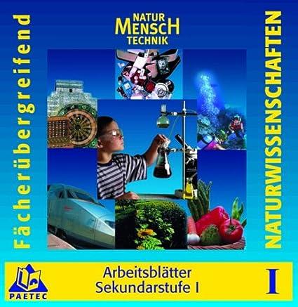 Naturwissenschaften Arbeitsblätter Sekundarstufe I 1 Cd