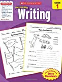img - for Scholastic Success with Writing, Grade 1 book / textbook / text book