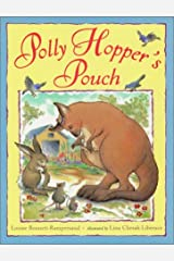 Polly Hopper's Pouch by Louise Bonnett-Rampersaud (2001-03-01) Hardcover