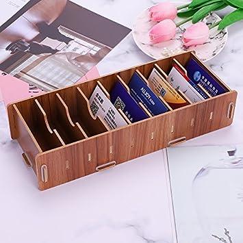 Organizador de escritorio madera creativo DIY schreibwaren ...