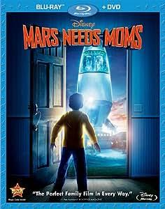 Mars Needs Moms (Two-Disc Blu-ray / DVD Combo)