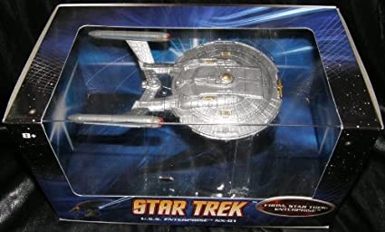 Star Trek Hot Wheels diecast Enterprises