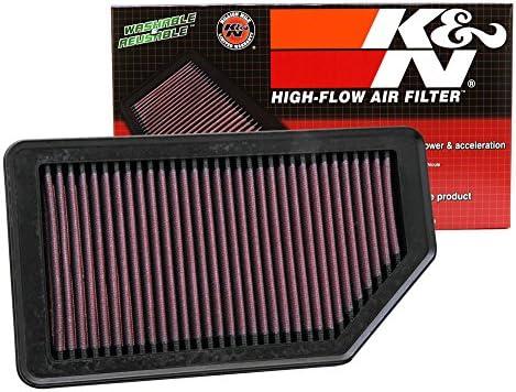 מדהים Amazon.com: K&N 33-2472 High Performance Replacement Air Filter CD-75