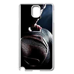 Samsung Galaxy Note 3 Cell Phone Case White Man Of Steel JSK827067