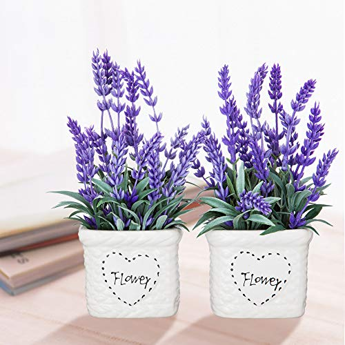 Potted-Lavender-Flowers-Small-Artificial-Purple-Plant-Cute-Flower-with-White-Ceramic-Vase-for-Home-Party-Wedding-Dcor