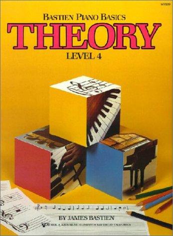 Bastien Piano Basics Theory Level 4