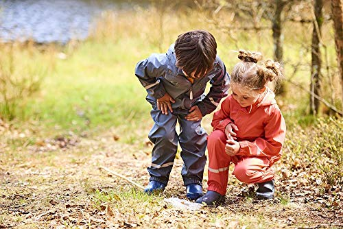 80 Filles Color Premium Garçons Diva Couleurs Pluie Test Coupe 2017 Coutures Imperméable Öko Pantalon Aux Taille Du Kids De Collées vent Ensemble Veste Vainqueur 140 Blue Nombreuses Et La À Pour xXx0T1U