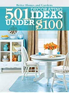 501 decorating ideas under 100 better homes and gardens home - Better Home And Garden