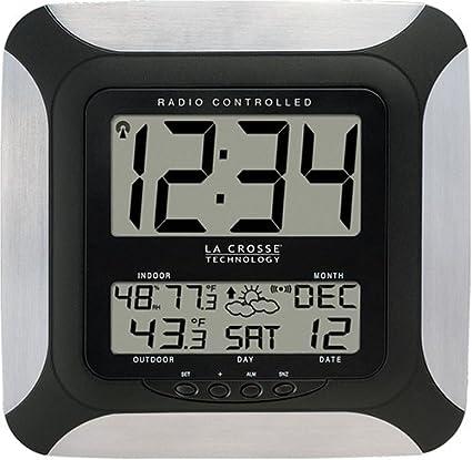 Amazoncom La Crosse Technology WS8256UAL Radio Controlled